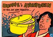Bandes dessinées - Duppie's avonturen - De pan, die kon praten...