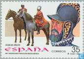 Postage Stamps - Spain [ESP] - New Mexico