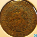 Coins - the Netherlands - Netherlands 1 cent 1942 (For Suriname and Curaçao)