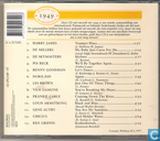 Disques vinyl et CD - Artistes variés - De muziek van 1949, uw geboortejaar