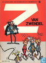 Strips - Robbedoes en Kwabbernoot - Z van Zwendel