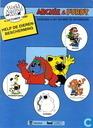 Archie & Purdy nodigen u uit om mee te ontdekken - World Animal Day - 4 oktober 1990 - Help de dierenbescherming