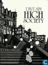 Strips - Cerebus - High Society