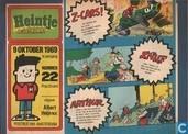 Strips - Heintje jeugdkrant (tijdschrift) - Heintje jeugdkrant 22