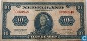 10 gulden Nederland 1943 II