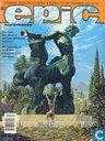Comic Books - Epic Illustrated (tijdschrift) (Engels) - Nummer 9