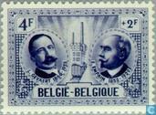 Postzegels - België [BEL] - Beroemde personen