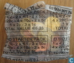 Münzen - Irland - Irland  Starterkit 2002