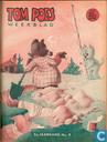 Strips - Baron Bluff - 1948/49 nummer 4
