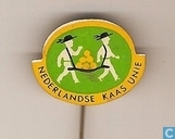 Nederlandse Kaas Unie [geel-groen-zwart]