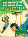 Comic Books - Tim zonder vrees - De diplomaten