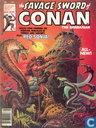 Bandes dessinées - Conan - The Savage Sword of Conan the Barbarian 29