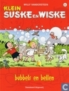 Comic Books - Junior Suske en Wiske - Bubbels en bellen