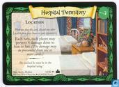Trading cards - Harry Potter 4) Adventures at Hogwarts - Hospital Dormitory