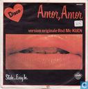 Disques vinyl et CD - McKuen, Rod - Amor, amor