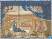 Briefmarken - Vatikanstadt - Weihnachten