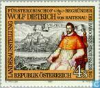 """Exposition """"Wolf Dietrich von Fürsterzbischof Raitenau"""""""