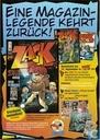 Bandes dessinées - Reddition (tijdschrift) (Duits) - Reddition 33