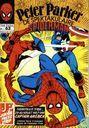 Bandes dessinées - Capitaine America - Tarantula is terug... en hij krijgt hulp van Captain America