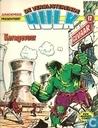 Bandes dessinées - Hulk - Kerngevaar