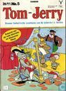Strips - Grote Spike en kleine Tyke - Tom en Jerry 5