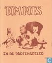 Bandes dessinées - Tom Pouce - Tom Poes en de partenspeler