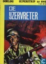 Comic Books - Ironside - De IJzervreter