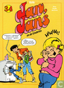 Comic Books - Jack, Jacky and the juniors - Jan, Jans en de kinderen 34
