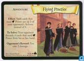 Cartes à collectionner - Harry Potter 4) Adventures at Hogwarts - Flying Practice