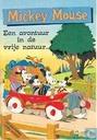 Bandes dessinées - Donald Duck (tijdschrift) - Een avontuur in de vrije natuur…