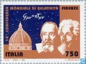 Postzegels - Italië [ITA] - Congres Relativiteitstheorie