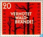 Postage Stamps - Germany, Federal Republic [DEU] - Preventing fires