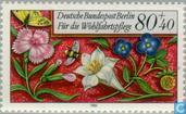 Postage Stamps - Berlin - Thumbnails