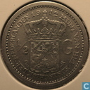 Coins - the Netherlands - Netherlands ½ gulden 1912