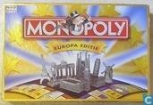 Spellen - Monopoly - Monopoly Europa Editie