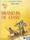 Comic Books - Bernard Prince - Brand in de oase