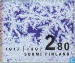 Postage Stamps - Finland - 80 years of independence