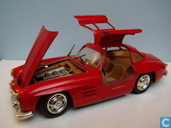 Model cars - Cbcar - Mercedes-Benz 300 SL