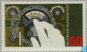 Postage Stamps - Germany, Federal Republic [DEU] - Congress broadcasters