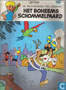 Comic Books - Jeremy and Frankie - Het Boheems schommelpaard