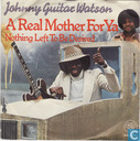 Disques vinyl et CD - Watson, Johnny Guitar - A real mother for ya