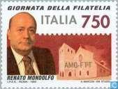 Postage Stamps - Italy [ITA] - Renato Mondolfo