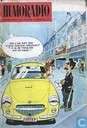 Bandes dessinées - Humoradio (tijdschrift) - Nummer  624