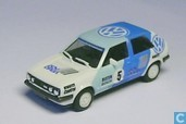 "Volkswagen Golf II GTI 1983 rally ""ADV-ORGA"""