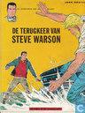 Strips - Michel Vaillant - De terugkeer van Steve Warson