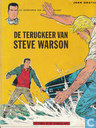 Bandes dessinées - Michel Vaillant - De terugkeer van Steve Warson