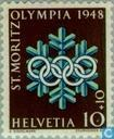 Postage Stamps - Switzerland [CHE] - Olympic Games