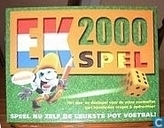 Board games - EK 2000 spel - EK 2000 spel
