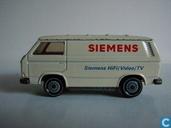 """Modellautos - Siku - Volkswagen Transporter T3 """"Siemens"""""""