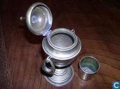 Matériel d'écriture - Pots à encre - exotisch/koper